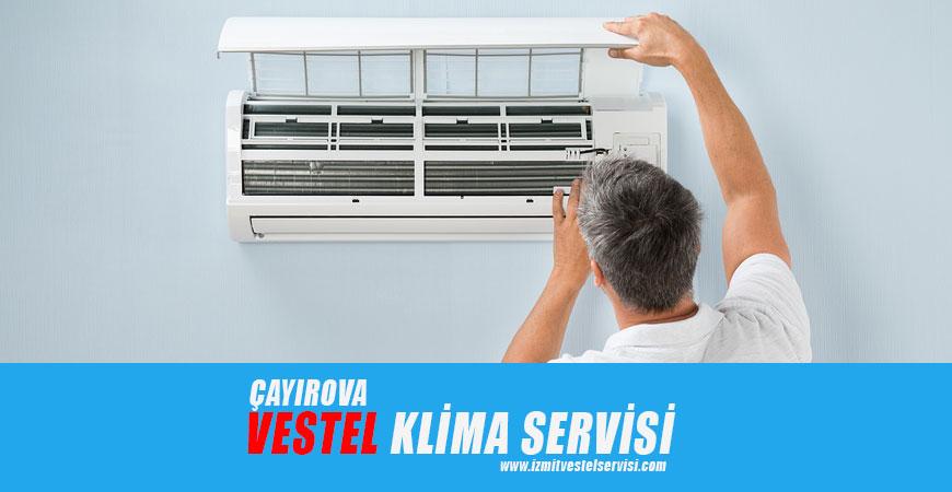 Çayırova Vestel Klima Servisi