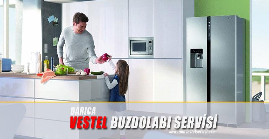 Darıca Vestel Buzdolabı Servisi