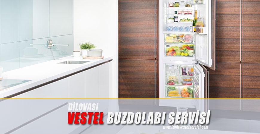 Dilovası Vestel Buzdolabı Servisi