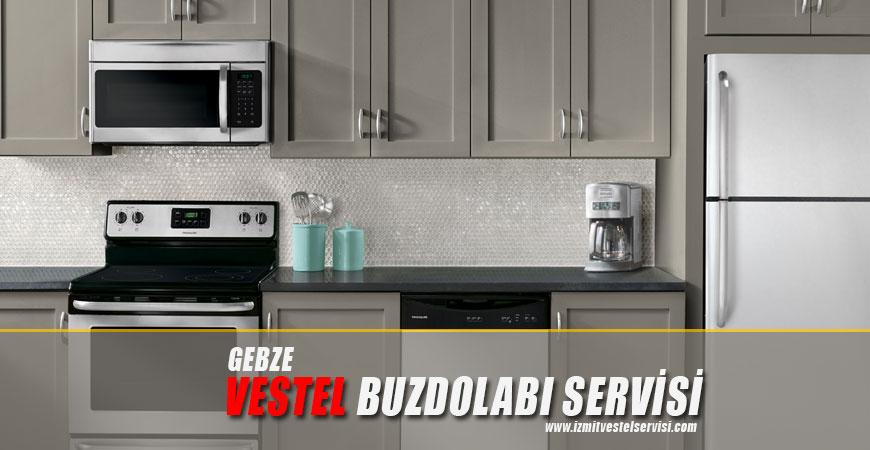 Gebze Vestel Buzdolabı Servisi