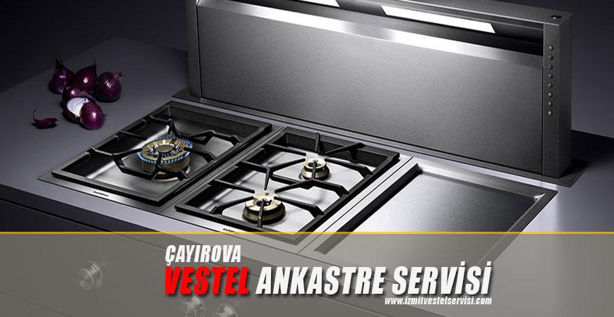 Çayırova Vestel Ankastre Servisi