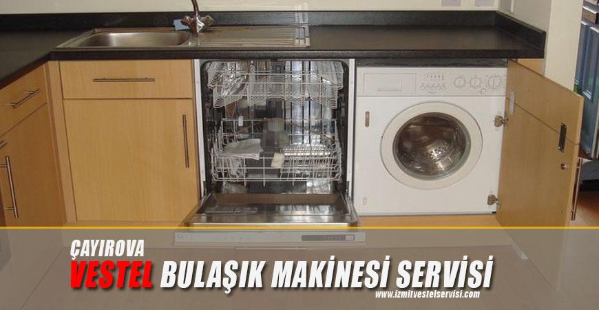 Çayırova Vestel Bulaşık Makinesi Servisi