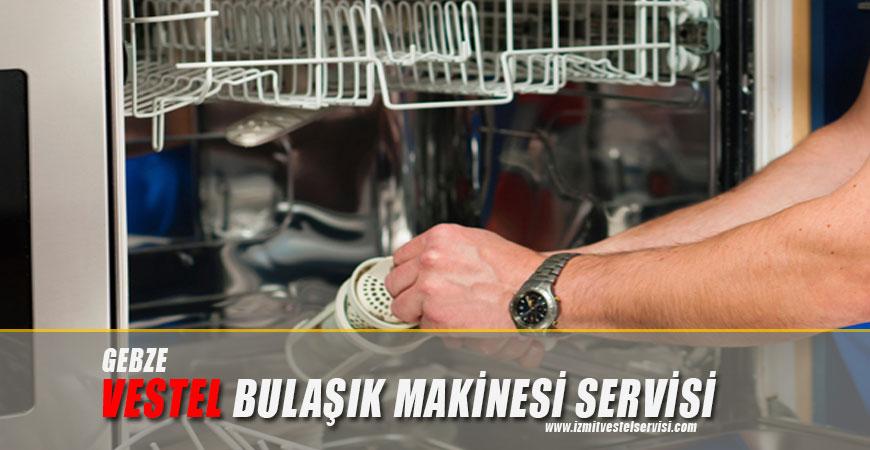 Gebze Vestel Bulaşık Makinesi Servisi