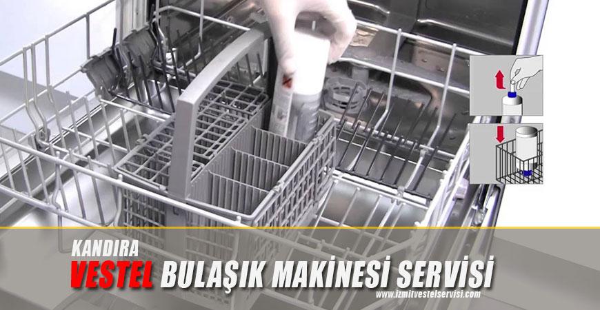 Kandıra Vestel Bulaşık Makinesi Servisi