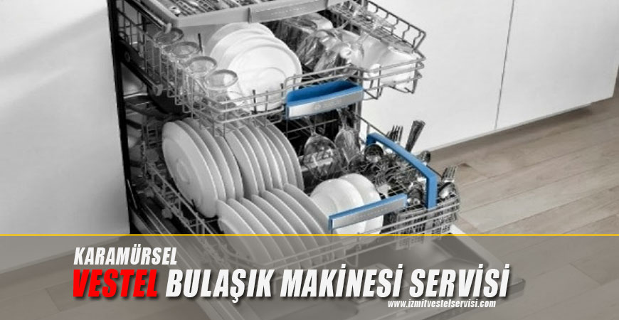 Karamürsel Vestel Bulaşık Makinesi Servisi