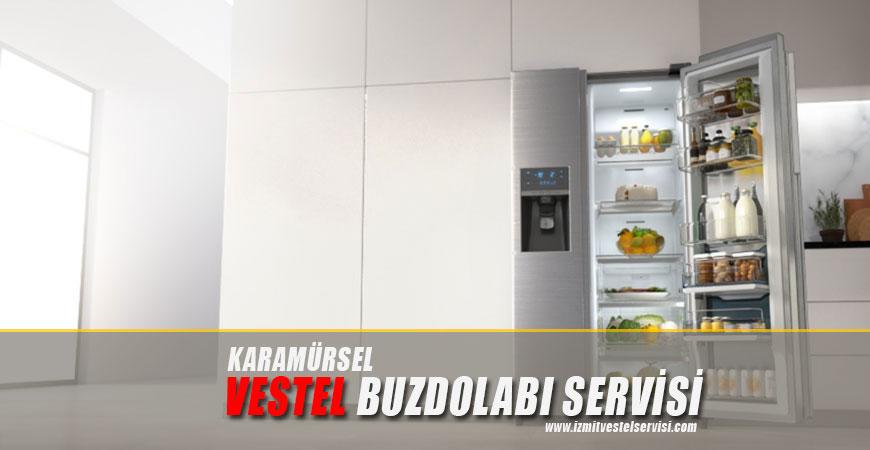 Karamürsel Vestel Buzdolabı Servisi