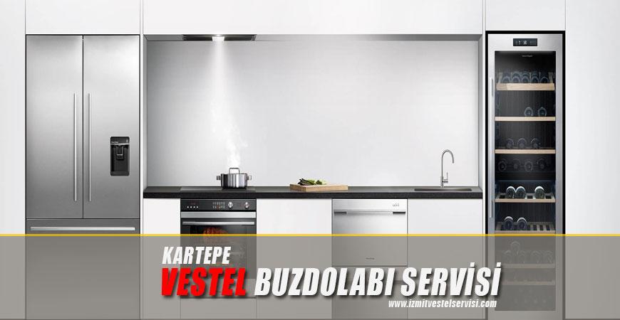 Kartepe Vestel Buzdolabı Servisi
