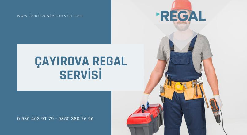 Çayırova Regal Servisi