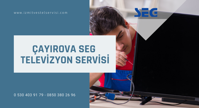 Çayırova Seg Televizyon Servisi