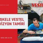 Başiskele Vestel televizyon servisi