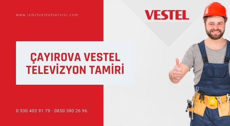 Çayırova Vestel Televizyon Tamiri