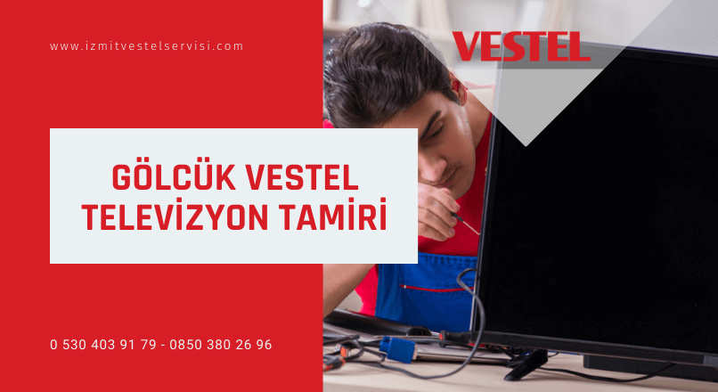 Gölcük Vestel Televizyon Tamiri