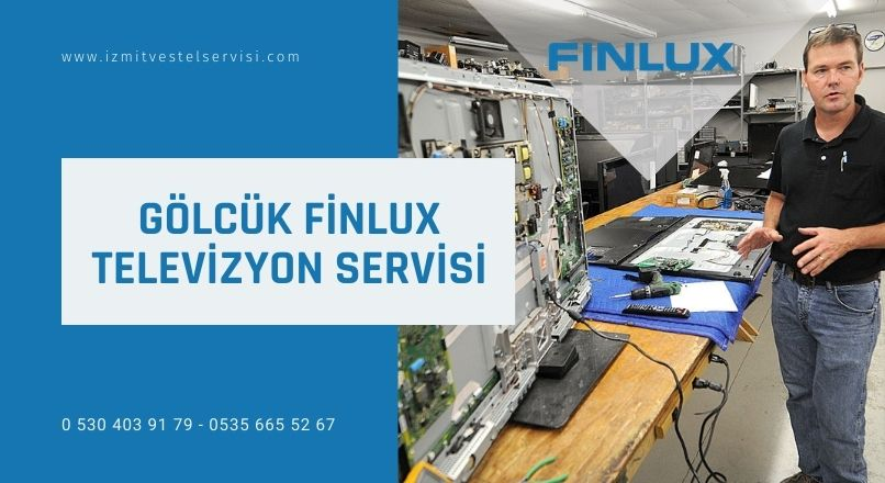 Gölcük Finlux Televizyon Servisi