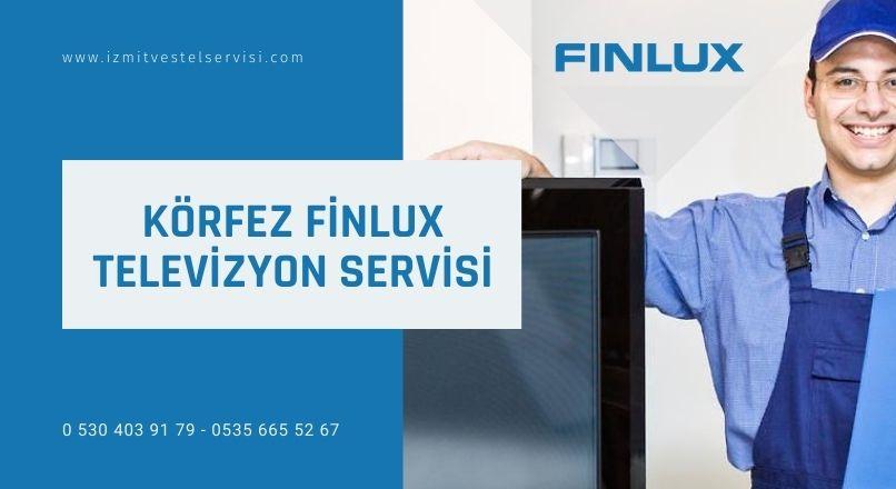 Körfez Finlux Televizyon Servisi