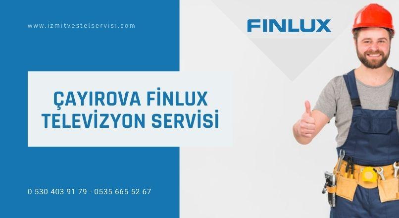 Çayırova Finlux Televizyon Servisi