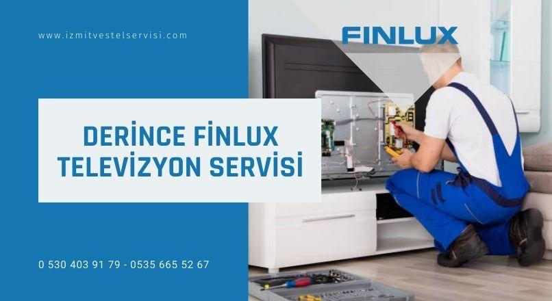 Derince Finlux Televizyon Servisi