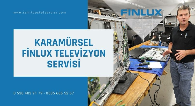 Karamürsel Finlux Televizyon Servisi